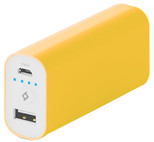 Ttec PowerUp Ultra Taşınabilir Şarj Cihazı 5.200mAh-Sarı 2BB107SR