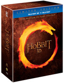 Hobbit Trilogy 12 Disc 3D BD + 2D BD Special Edition
