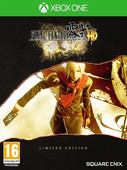 Final Fantasy Type 0 HD Steelbook Limited Edition