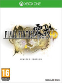 Final Fantasy Type 0 HD FR4ME Limited Edition XBOX ONE