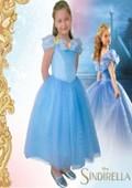 Disney Sindirella Film Butik Kostüm (4-6) 4-6 Yaş 130973Mga00687