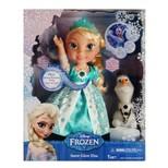 Disney Frozen Şarkı Söyleyen Elsa 35 Cm Gph18476/Tr