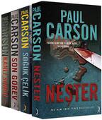 Paul Carson Seti - 4 Kitap Takım