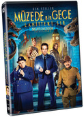 Night At The Museum 3: Secret Of The Tomb - Müzede Bir Gece 3: Lahitteki Sır