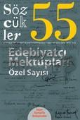 Sözcükler 55 - İki Aylık Edebiyat Dergisi Mayıs- Haziran 2015