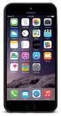Odoyo Soft Edge Protective Snap Case For iPhone 6 Graphite Black PH 3301 GB