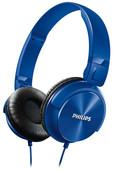 Philips SHL3060BL Kulaküstü kulaklık / Mavi