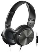 Philips SHL3165BK Kulaküstü Kulaklık / Mik / Siyah