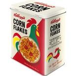 Nostalgic Art Kellogg's Corn Flakes Cornelius Teneke Saklama Kutusu (Large) 30133