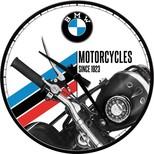 N.Art.Duvar Saat BMW-M.S.1923Metal(, N/A