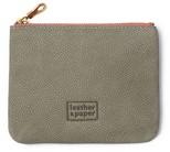 Leather & Paper Yeşil Mini Çanta