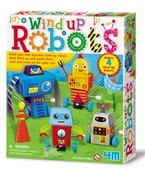 4M Wins Up Robots/Koşan Robotlar