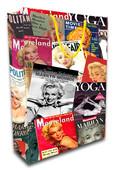 Deffter Lovely Bag No: 19 / Marilyn Magazine 64653-1