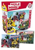 Kırkpabuç Puzzle Mıssıon 60-90 Parça 6813