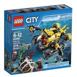 Lego Deniz Altı Submarine Lsc60092