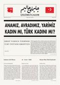 Çelimli Çalım Türk Milliyetçilerinin Mecmuası  Sayı: 12