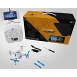 Cx-30W Kameralı Wi-Fi Multikopter Seti (Mavi) Ccx-30W-Txbl