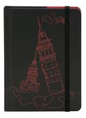 Tosbaa Kulelerin Aşkı Kuşe Defter 10x14