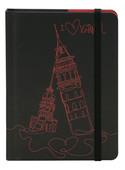 Tosbaa Kulelerin Aşkı Kuşe Defter 10x14 Çizgili