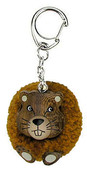 Nev - Ecolinea Pom Pom Anahtarlık Marmot