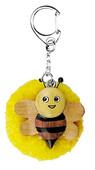 Nev - Ecolinea Pom Pom Anahtarlık Bee