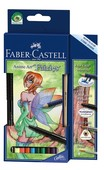 Faber-Castell Art Grip Aquarell Anime Art Fairies 5188114482