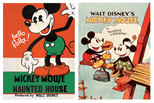 Mickey Mouse Campus Defter 26x18,5 Çizgili
