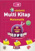 Anafen  3.Sınıf E-Çözümlü Multi Kitap Matematik