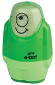 Serve E-Bot Silgili Kalemtıraş Fosforlu Yeşil