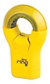 Serve Ring Silgili Kalemtıraş Fosforlu Sarı