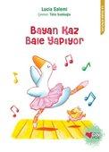 Bayan Kaz Bale Yapıyor