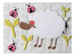 Coccomell Handmake Sticker Uğur Böceği Kuzu 9384906