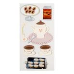 Coccomell Handmake Sticker Çay Krabiye 9399514