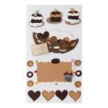 Coccomell Handmake Sticker Love Pasta 9402614