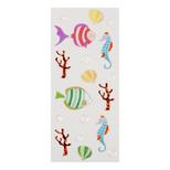 Coccomell Handmake Sticker Denizatı Balık 9407609