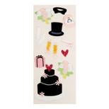 Coccomell Handmake Sticker Düğün Parti 9407905