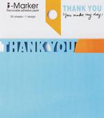 Coccomell i-Marker Sticky Note Thank You 9180202