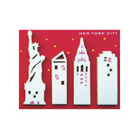 Coccomell i-Marker Sticky Note New York 9300302