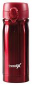 Trendix Çelik İçli Matara 350ml. Kırmızı