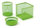 Mas Perfore Üçlü Set (Yeşil)  0505
