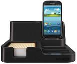 Mas Desk Organizer - Galaxy Charger Siyah 6608