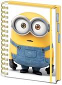 Minions Movie A5 Project Book - A5 Proje Defteri Sr71930