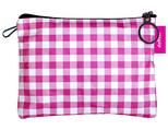 Tyvek Para Çantası 9.5x13 Pink
