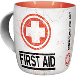 Nostalgic Art First Aid Kupa 43008