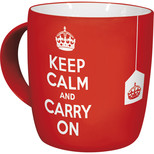 Nostalgic Art Keep Calm and Carry On Kupa 43009