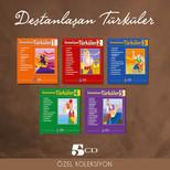 Destanlaşan Türküler Özel Koleksiyon 5 CD BOX SET