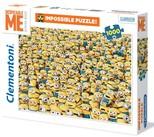 Clementoni 1000 Minions (Minyonlar) Impossible Puzzle