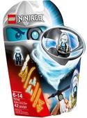 Lego Ninjago Airjitzu Zane F