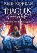 Magnus Chase ve Asgard Tanrıları 1 - Yaz Kılıcı