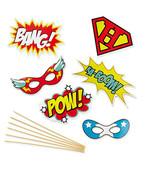 Npw Selfie Kit Superheros - Selfie Kit Süper Kahramanlar NP16406